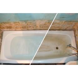 Реставрация ванны: этапы и особенности