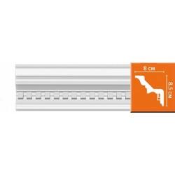 95002 потолочный плинтус с орнаментом DECOMASTER