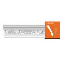 95036 потолочный плинтус с орнаментом DECOMASTER