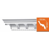 95308 потолочный плинтус с орнаментом DECOMASTER