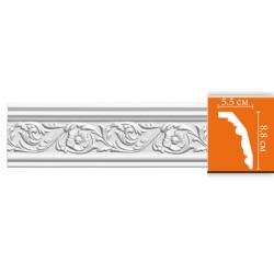 95323 потолочный плинтус с орнаментом DECOMASTER