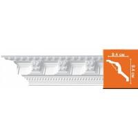95338 потолочный плинтус с орнаментом DECOMASTER