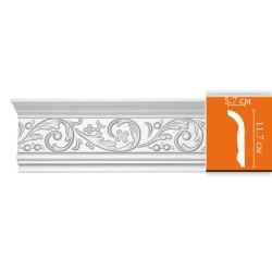 95343 потолочный плинтус с орнаментом DECOMASTER