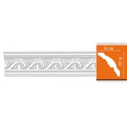 95610 гибкий потолочный плинтус с орнаментом DECOMASTER