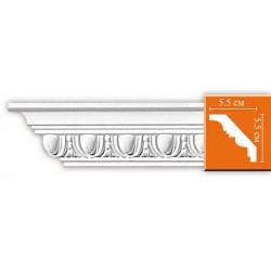 95613 гибкий потолочный плинтус с орнаментом DECOMASTER