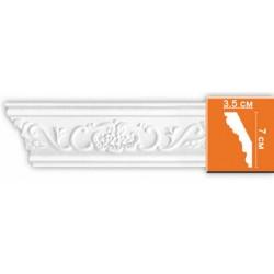 DT  9  потолочный плинтус с орнаментом