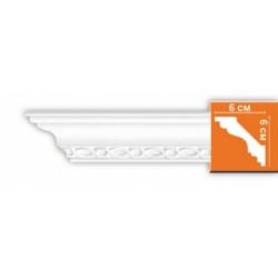 DT  9802 потолочный плинтус с орнаментом