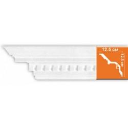 DT 5  потолочный плинтус с орнаментом DECOMASTER