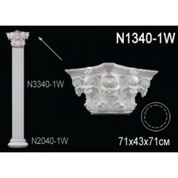 N1340-1W  Капитель колонны