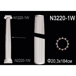 N3220-1W  Колонна ствол