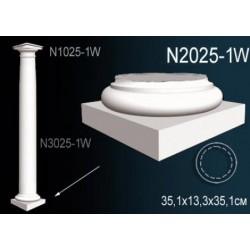 N2025-1  Основание полуолонны