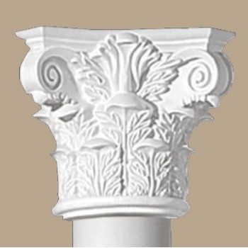 90024-1-H полукапитель колонны