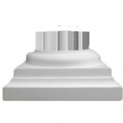 90024-6-H полуоснование для колонны