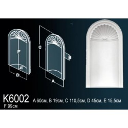 Декоративная ниша K6002