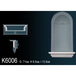 Декоративная ниша K6006