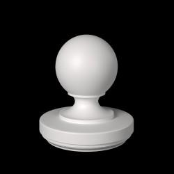 Крышка шар Столб балюстрады 4.77.101