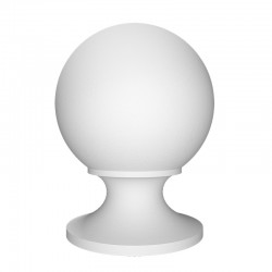 Крышка шар Столб балюстрады 4.77.201