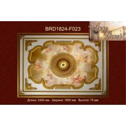 Потолочный цветной купол BRD1824-F023