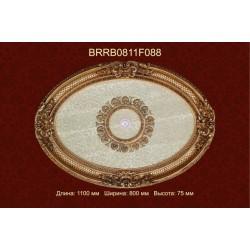 Потолочный цветной купол BRRB0811-F088