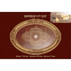 Потолочный цветной купол BRRB0811-F120-F
