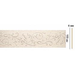 Декоративная панель цветная лепнина N10 -18 (100х6х2400мм)/30