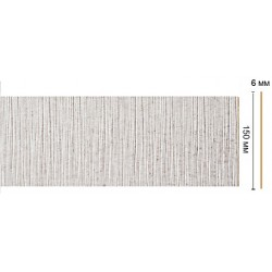 Цветная лепнина панель  G15-19