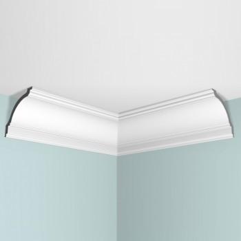 Уголок потолочный внутренний П08 100/100