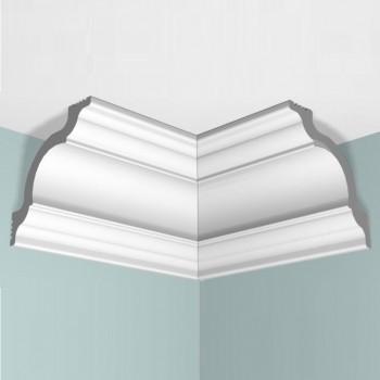 Уголок потолочный внутренний П01 80/80