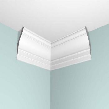 Уголок потолочный внутренний П10 50/80