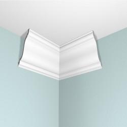 Уголок потолочный внутренний П11 130/130