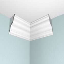 Уголок потолочный внутренний П11 80/80